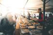 Market in Alcudia - Mallorca