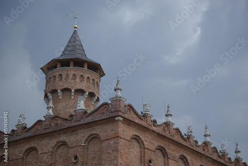 Fototapeta Tarnow, Ratusz XIV w.