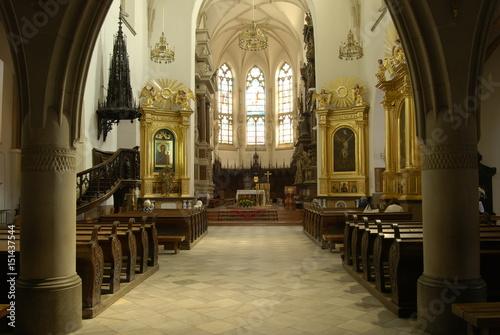 Fototapeta Tarnow, Katedra Narodzenia NMP.