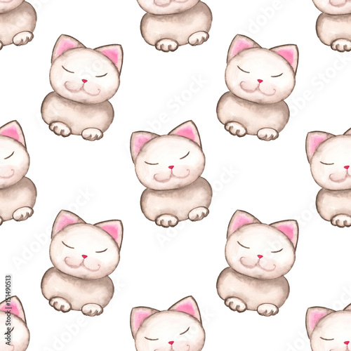 seamless-pattern-with-cute-grey-watercolor-cats