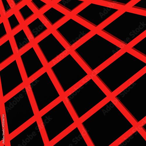 Foto auf AluDibond Klassische Abstraktion Abstract background with lines