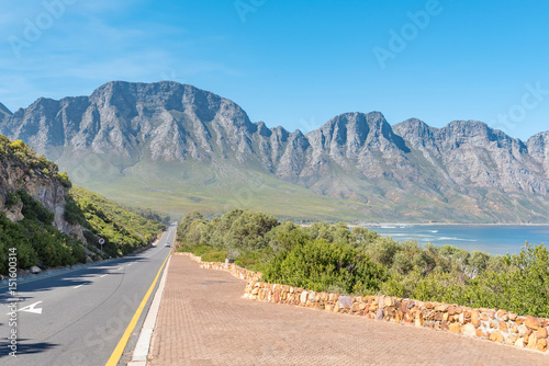 Photo Clarence Drive between Gordons Bay and Rooi-Els