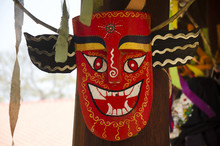 Masks And Costume Phi Kon Nam ...