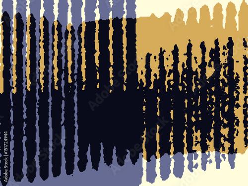 Plakaty Kolorowa kompozycja rastrowa