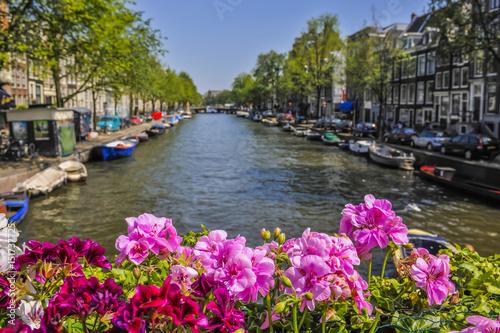 Poster Amsterdam アムステルダム