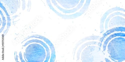 Fotografija 海 波 和紙 背景
