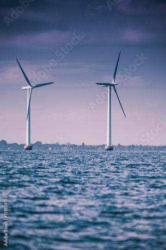 Farma wiatrowa w Morzu Bałtyckim, Dania