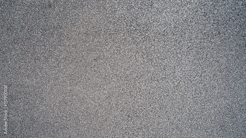 Leinwand Poster Gray asphalt road background or texture