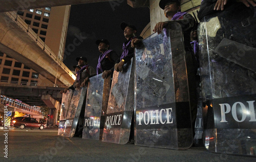police silom