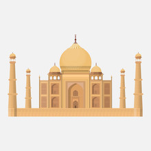 Taj Mahal Culture Architecture...