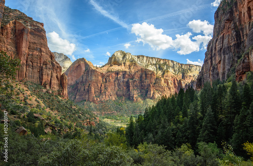 Zion National Park Canvas-taulu