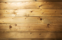 Wooden Board As Background