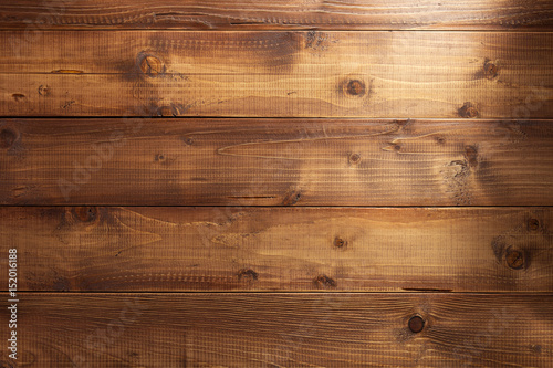 Fotografie, Obraz  wooden plank background texture