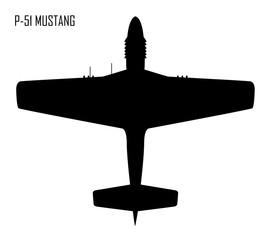 World War II - North American P-51 Mustang