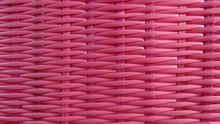 Pink Basket Weave Background