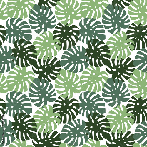 Monstera Turquoise Light Green And Dark Green Leaves Tropical Summer Paradise Pattern On A White Background Seamless Vector Buy This Stock Vector And Explore Similar Vectors At Adobe Stock Adobe Stock It looks like you're using artstation from great britain. background seamless vector