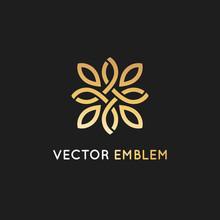 Vector Logo Design Template An...