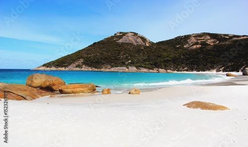 Fotografie, Obraz  Little Beach, Albany, Australie Occidentale