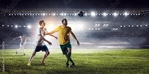 Staande foto Voetbal Football hottest moments