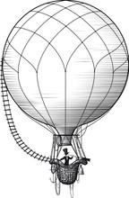Hot Air Ballon Passenger