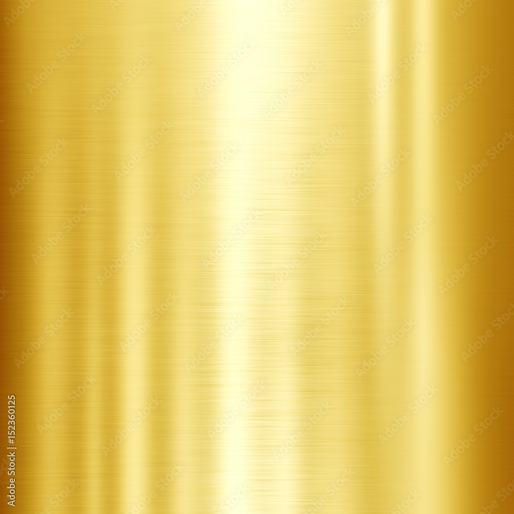 Fototapety, obrazy: shiny gold metal texture background