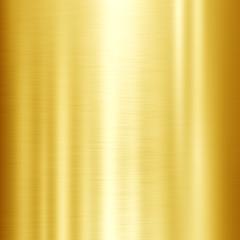 Fototapeta shiny gold metal texture background