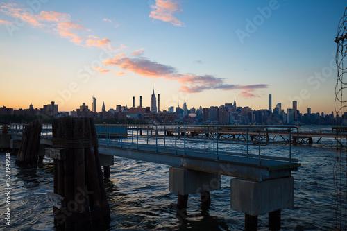 Dock In Brooklyn