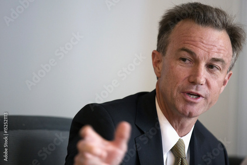 Fleming, president of Morgan Stanley Wealth Management and