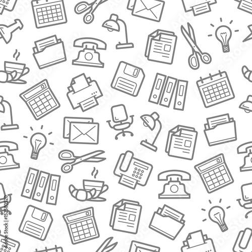 wektorowy-bezszwowy-wzor-biurowej-pracy