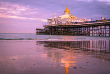 Eastbourne Pier , East Sussex,...