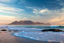 Landmark Table Mountain In Cap...