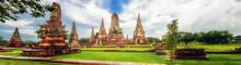 Wat Chaiwatthanaram Is Ancient...