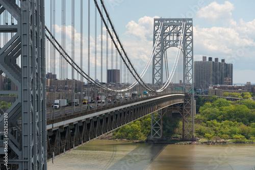 Fotografie, Tablou  George Washington Bridge