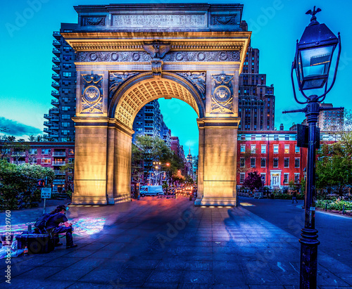 Fotografía  Washington Park Arch