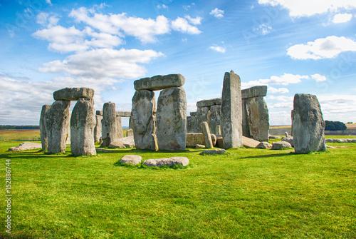 Stampa su Tela Stonehenge, United Kingdom