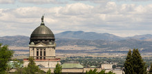 Panoramic View Capital Dome He...
