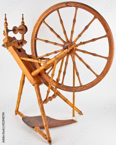 Spinning Wheel Tablou Canvas