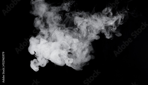 Printed kitchen splashbacks Smoke Image of cigarette's smoke