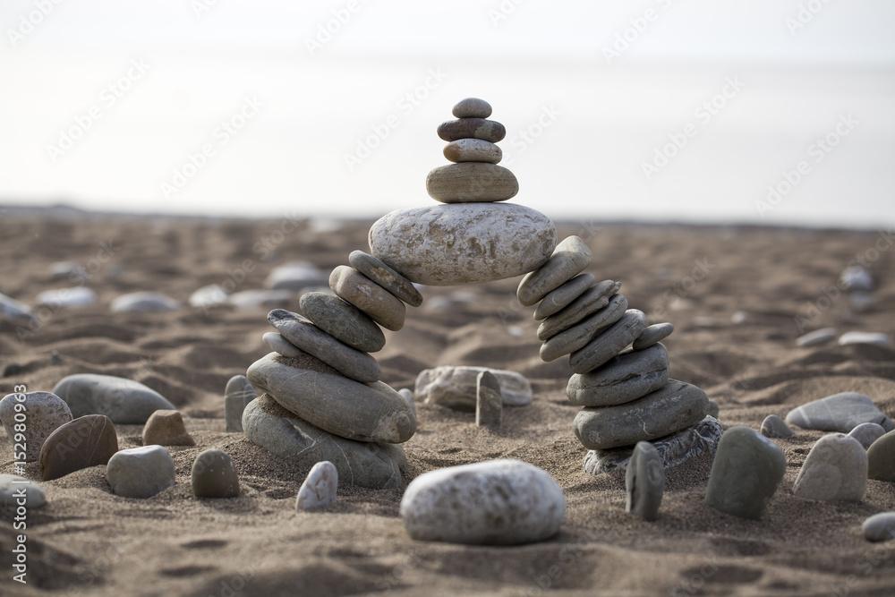 Fototapeta Zen Meditation