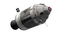 Apollo Command Service Module ...