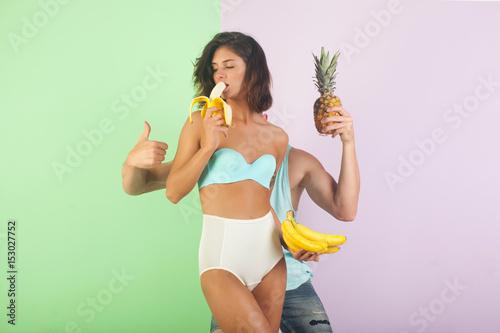 Interracial sex video cum
