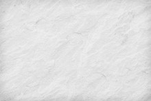 White And Gray Slate Background Or Texture