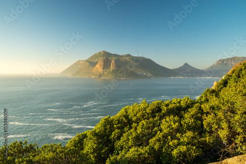Fotografie, Obraz  Küste entlang des Chapman Peak Drives am Kap der Guten Hoffnung, Kapstadt