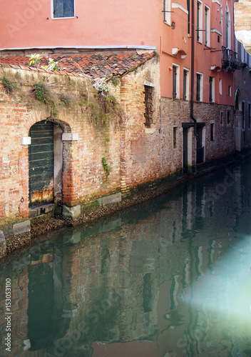 Fototapety, obrazy: venice reflections and shadows