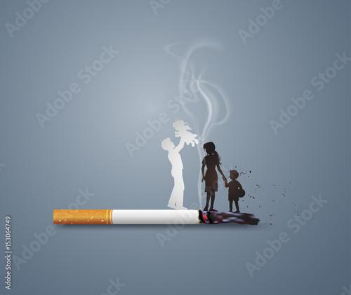 Fotografía no smoking day world
