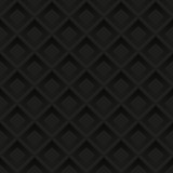 Seamless pattern with black relief - 153066918