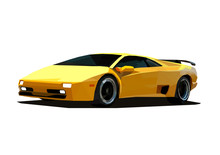 Yellow Race Car, Triangulation