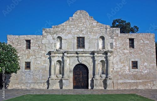 Remember The Alamo! Canvas Print
