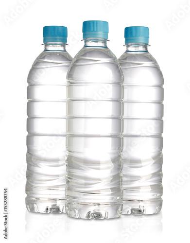 Fotografie, Obraz  水のペットボトル