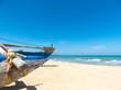 Beach and beautiful tropical sea.